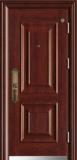 精品防盗门系列-GLL-013 甲级9CM(内外开均备)