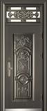 精品防盗门系列-HT-7007 丁级9公分