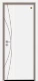 格洛里木门系列 -GLL-S-1658B 纯白