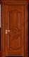 格洛里木门系列-GLL-S-1611AH 橡木仿古2