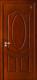 格洛里木门系列-GLL-S-1631C 红胡桃1