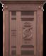 工艺铜门系列-GTT-T-1618