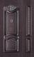 非标别墅大门-GLL-F-1810