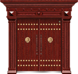 非标别墅大门 -GLL-F-1821