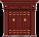 非标别墅大门-GLL-F-1821