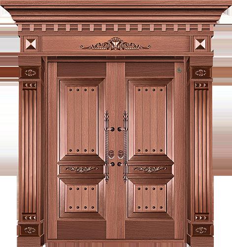 工艺铜门系列-GLL-T-1602