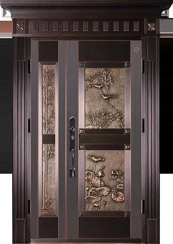 工艺铜门系列-GLL-T-1608