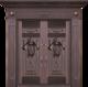 工艺铜门系列-GLL-T-1610