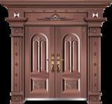 非标别墅大门 -GLL-F-1826
