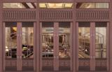工艺铜门系列-GLL-T-1619