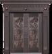 工艺铜门系列-GLL-T-1612