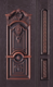 非标别墅大门-GLL-F-1811