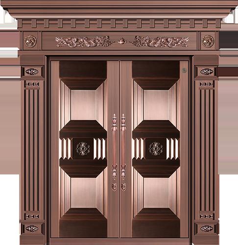 工艺铜门系列-GLL-T-1616