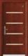 装甲门系列-GLL-GM-1737A 柚木1#
