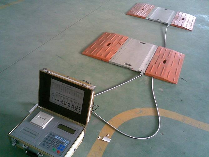 便携式汽车衡/轴重秤