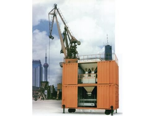 DCS-J系列移动式散货灌包机