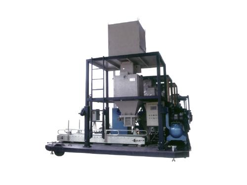DCS-M系列可移动式粮食包装秤