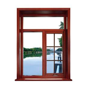 铝木门窗-HMLM-919