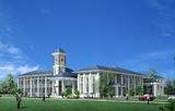 援马达加斯加医院