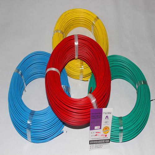 单芯线 4平方立式空调铜线-BV4平方铜线