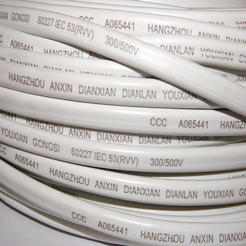 軟線 絕緣軟護套 多芯線-RVV 6×0.5軟護套