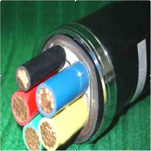 铠装电缆  国标电缆 yjv22电缆 -VV22五芯铠装电缆