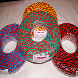 耐火電線 低煙無鹵電線電纜 -NHS2*1平方耐高溫電線