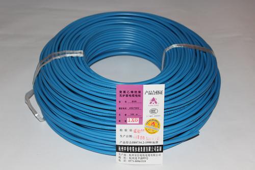 多股线 多芯软线 中央空调线-BVR6平方铜软线