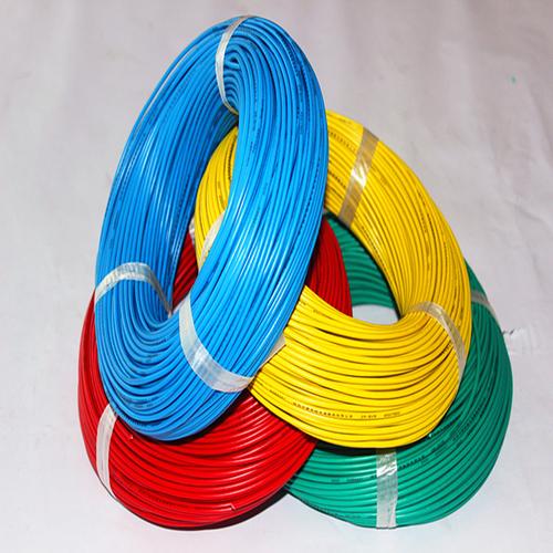 多股线 多芯软线 普通空调线-BVR2.5平方双色接地线