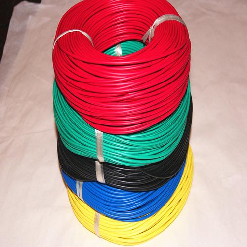 汽车线 软电线 RV 单股多芯线6平方-RV 6平方铜芯绝缘导线