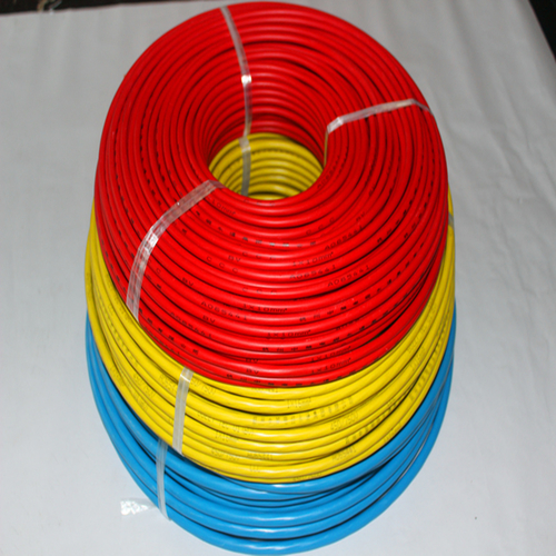 阻燃电线 防火电线 高温阻燃电线电缆10平方单芯线-ZRBV10阻燃单芯线