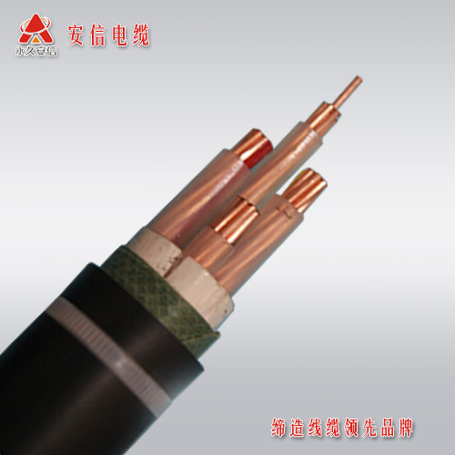 永通电缆 YJV铜电缆 电力电缆-YJV 3*16+1*10平方 4芯铜电缆