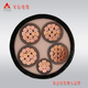 永通电缆 YJV铜电缆 电力电缆-YJV 4*70+1*35平方 4芯铜电缆