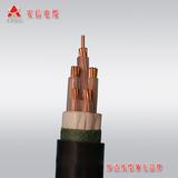 永通电缆 YJV铜电缆 电力电缆 -YJV 3*16+2*10平方 5芯铜电缆