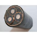 高压电缆 高压铝芯 YJLV22电缆线  -YJLV22  3*95