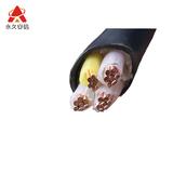 铜电缆 四芯交联电缆YJV 3*25+1*16平方 -4芯铜电缆YJV3x25+1x16