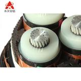 铝电缆YJLV22-26-35kV-3X185平方 -3芯铝电缆YJLV22(3X185)平方
