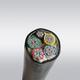 铝电缆 铝芯电缆WDZB-YJLV-4x50+1x25平方-5芯铝电缆WDZB-YJLV-4x50+1x25平方