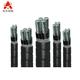 AC90 铝合金自锁铠装电缆3X95+2X50平方-AC90--3X95+2X50平方
