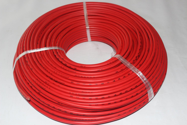 铜电线|塑铜线|单芯铜线|铜芯线bv6平方|中策电缆