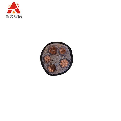 铜电缆 五芯交联电缆YJV 3*16+2*10平方-5芯铜电缆YJV3X16+2X10