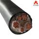 铜电缆 五芯交联电缆YJV 3*35+2*16平方-5芯铜电缆YJV3x35+2x16