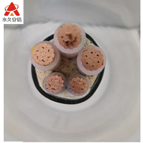 铜电缆 五芯阻燃交联电缆ZR-YJV3x120+2x70平方-5芯铜电缆ZR-YJV3x120+2x70