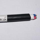国标2×0.5平方综合线RVV护套电源线 KVVR控制软电缆 -RVV KVVR 2×0.5