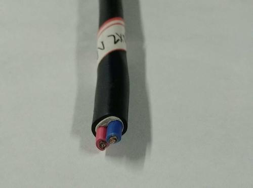 国标2×0.75RVV软护套线 KVVR控制软电缆 综合电源线-RVV KVVR 2×0.75