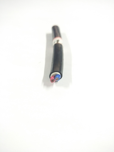 国标2芯RVV综合电源线 1平方软护套线 KVVR控制电缆-RVV KVVR 2×1