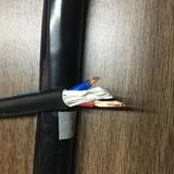 国标1.5平方防水阻燃综合线 2芯RVV护套电源线 控制电缆 -RVV KVVR 2×1.5