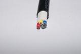 国标4×1.5RVV综合电源线 KVVR控制电缆 铜芯护套线 -RVV KVVR 4×1.5