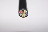 国标6×2.5平方综合线RVV护套电源线 KVVR控制软电缆 -RVV KVVR 6×2.5