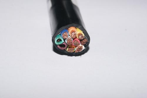 国标2.5平方安防用线 移动用线 RVV综合电源线 控制电缆-RVV KVVR 10×2.5